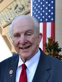 Congressman Sam Johnson '51